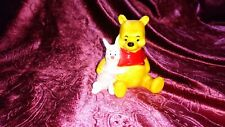 Collectible Disney Winnie The Pooh & Piglet Figurine. Used.