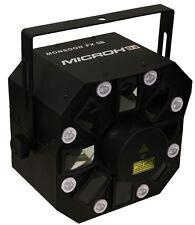 MICROH DJ MONSOON FX - LED / LASER MULTI EFFECT