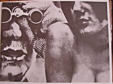 "Gérard GASIOROWSKI ""L'ouvreuse"" Farbserigraphie - 1970 - Nummeriert Handsigniert"