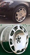 "Mercedes Benz W222 S class 19"" inch wheels rims Maybach style R19"