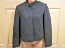 Young Pendleton Virgin Wool Blazer Jacket SIZE 11/12 GRAY CLASSIC RIDING JACKET