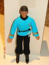 """Vintage MEGO 1974 STAR TREK Mr. Spock 8"""" ACTION FIGURE W/ Phaser & Communicator"""