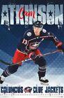 CAM ATKINSON - COLUMBUS BLUE JACKETS POSTER - 22x34 - NHL HOCKEY 17799