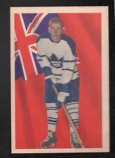 1963-64 PARKHURST #75 DAVE KEON TORONTO MAPLE LEAFS VINTAGE HOCKEY CARD NM NM/MT
