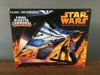 Star Wars Revenge of the Sith Target Exclusive Plo Koon Jedi Starfighter Hasbro