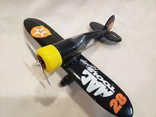 1:32 Mac Tools #28 Davey Allison Travel Air Mystery Ship Coin Bank Airplane