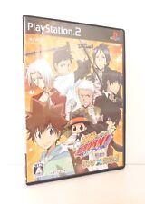 KATEKYOO HITMAN REBORN! Nerael? Ring X Sony Playstation 2 PS2 Jap Japan