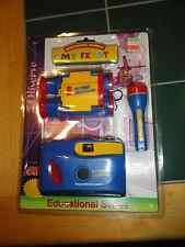 Sakar Educational Series My first Binocolurs,camera & flashlight