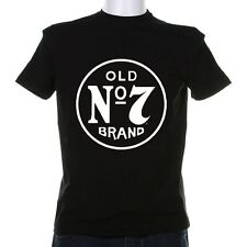JACK DANIEL'S OLD No.7 T/SHIRT SIZE M BRAND NEW