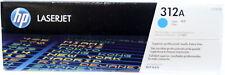 HP Laserjet CF381A 312A Cyan Print Cartridge -N.O