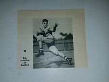 Bob Hamilton University of Stanford 1934 Football Pictorial Roto-Panel