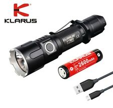New Klarus XT11S USB charge Cree XP-L HI V3 1100 Lumens LED Flashlight w/18650