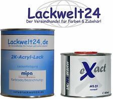 2K-Auto-Lack, Opel (474) Casablancaweiss, 1,5 Liter-Set, glänzend, #LW10