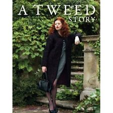 DEBBIE BLISS- A TWEED STORY- GORGEOUS KNITTING PATTERN BOOK- NEW!