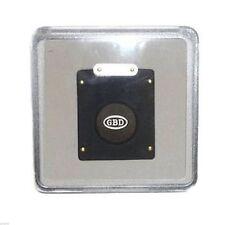 Square Black GBD Cigar Cutter in Case CU6550