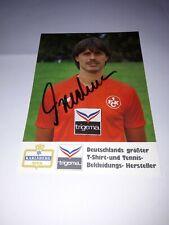Signierte AK Kay Friedmann 1.FC Kaiserslautern  NEU