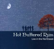 Hot Buttered Rum, Ho - Live in the Northeast [New CD] D