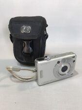 SONY CYBER-SHOT DSC-W50+ Étui Bodyglove /Non testé,Manque chargeur