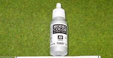 Vallejo Model Color SILVER Acrylic Paint 70997