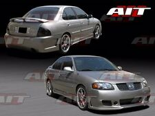 FITS 2004-2006 NISSAN SENTRA ZEN STYLE FULL BODY KIT BY AIT RACING 100%AUTHENTIC