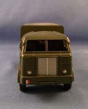 VINTATGE DINKY TOYS MILITARY TOUS TERRAINS SUPPLY TRUCK/TROOP CARRIER #818