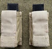 Eagle Industries Military Pistol Mag Pouch, Kydex, Khaki MOLLE SFLCS, 2 PACK