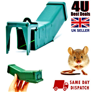 New Humane Mouse Trap for Mice Rodent Catch & Release Live Trap Pet Child Safe