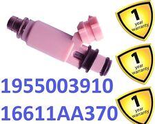 Pink Fuel Injector for Subaru Impreza WRZ STI JDM STi Type-RA S202 16611AA370