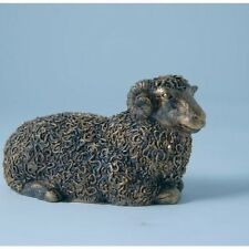 LD097 Langholm Design RAM  Bronze Figurine NEW in BOX  16486
