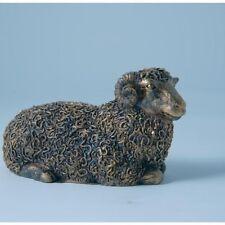 LD097 Langholm Design RAM  Bronze Figurine NEW in BOX  16486