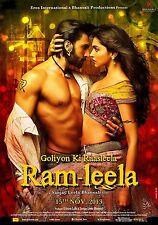 Goliyon Ki Raasleela Ram-Leela - Ranveer Singh, Deepika bollywood hindi dvd
