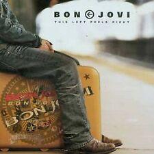 This Left Feels Right [Japan Bonus Track] by Bon Jovi (CD, Sep-2003, Universal D