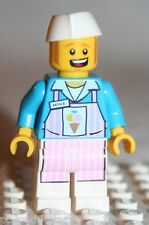 Lego ICE CREAM MIKE MINIFIGURE from The LEGO Movie Ice Cream Machine (70804)