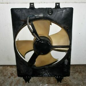 A/C Condenser Cooling Fan For 2003-2006 Acura MDX 2005 Honda Pilot Right Side