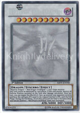 Majestic Red Dragon ABPF-EN040 - Ghost Rare - Near Mint - 1st - Yugioh