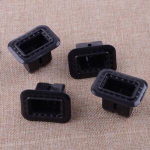 4x Rear Seat Bracket Clip Buckle 4B0886373 fit for Audi A4 A6 VW Golf MK5 MK6