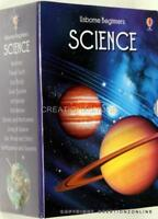 Usborne Beginners Science 10 Book boxed Set Brand new Astronomy Space Weather