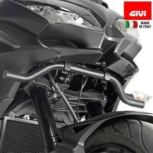 GIVI LS4114 Set Holders Support Spotlights Kawasaki Versys 650 (15 > 17)