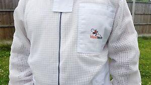 Ventilated beekeeping jacket beekeeper jacket Bee jacket fencing veil-MEDIUM
