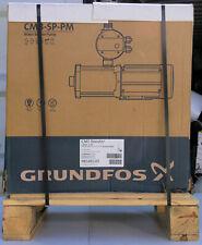 Grundfos Cmbe 1 44 240 Volt Booster System Pump 98548109