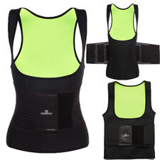 Sweat Neoprene Hot Body Shaper Waist Trainer Lost weight Cincher Sauna Vest Belt