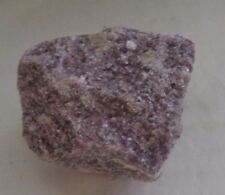 1 Natural Raw Lepidolite Gemstone Metaphysical Crystal Healing (Rough)