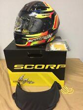Scorpion EXO-R2000 Tagger Ensenada - Full-Face  Helmet Medium FREE SMOKE SHIELD