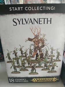 Start Collecting! Sylvaneth - Age of Sigmar - Games Workshop - New & sealed