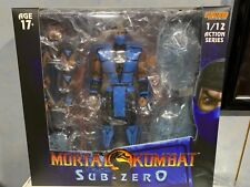 (IN STOCK, READY TO SHIP ) STORM COLLECTIBLES MORTAL KOMBAT 3 : SUB ZERO