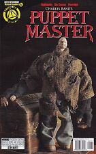 """PUPPET MASTER #1 MARCH 2015 """"THE OFFERING"""" PINHEAD PHOTO VARIANT COVER"""