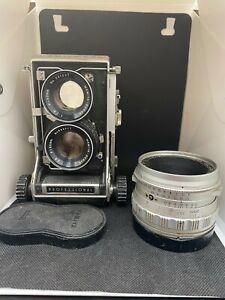 MAMIYA C33 Pro TLR Camera + Lens kowa 2.8/85 lens