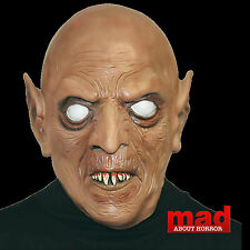 NOSFERATU Vampire Mask -Dracula Halloween Fancy Dress Costume SCARY!