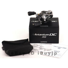 Shimano 15 Metanium DC XG Right Hand Baitcasting Reel 034304