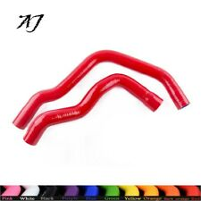 Silicone Radiator Hose RED Coolant Tube FIT for 1981-1987 BUICK Regal 82 83 84